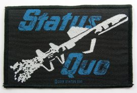 Status Quo - 'Just Supposin'' Woven Patch